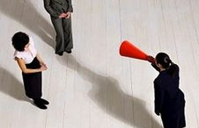 Чем тяжела жизнь больших начальниц?