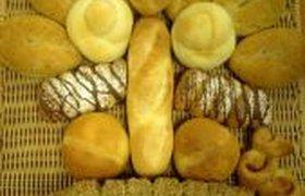 Лицо из хлеба