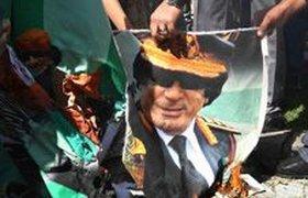 Ливийская оппозиция объявила о падении режима Каддафи