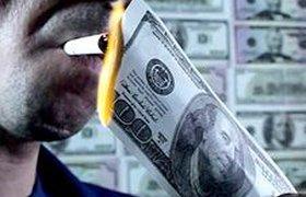 """Долларовая паника возникла из-за фильма """"Первого канала"""""""
