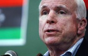Маккейн: Сирия, Китай и Россия будут следующими, после Ливии. ВИДЕО