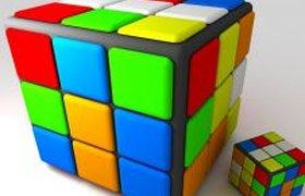 Нарезка кубика-рубика