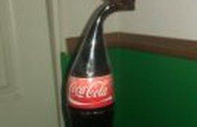 Дизайнерская бутылка Колы