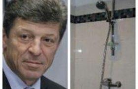 Вице-премьер Козак: У нас есть видео с камер наблюдения в душевых отелей