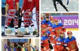 Западная пресса назвала модные тенденции олимпийского Сочи. ФОТО
