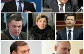 Правила жизни кандидатов в президенты Украины. СЛАЙД-ШОУ