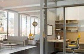 Производители офисной мебели разрабатывают решения для сотрудников-интровертов