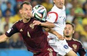 Первый матч сборной России на ЧМ-2014 закончился ничьей: Игорь Акинфеев извинился за пропущенный мяч