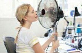 Как выжить в офисе в жару