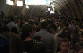 В социальных сетях скорбят по погибшим в московском метро