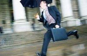 Дойти до собеседования кандидатам мешают дождь, пятница и вечер