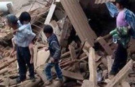 Самое большое за 14 лет землетрясение произошло в Китае. ФОТО. ВИДЕО