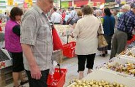 92% россиян пока не ощутили на себе влияния западных санкций