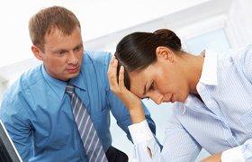Только 7% российских сотрудников не жалуются на стресс на работе
