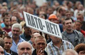 Политолог: вхождение Украины в НАТО на данном этапе выглядит как идиотизм