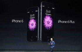 Apple презентовала iPhone 6 и iPhone 6 Plus. ФОТО