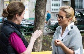Анализ стиля: Алена Попова, кандидат в депутаты Мосгордумы