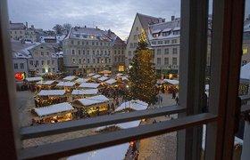 Таллин, Мюнхен и Барселона возглавляют рейтинг поездок в новогоднюю ночь - 2015