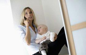 Более трети российских женщин готовы жертвовать карьерой ради семьи