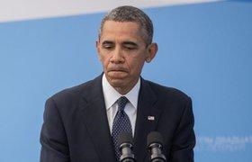 81% россиян не одобряют деятельность Барака Обамы как президента США