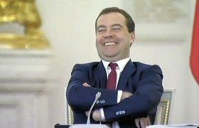 Владимир Жириновский рассмешил Медведева и Путина рассуждениями о культуре. ВИДЕО