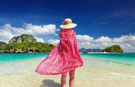 Самым востребованным новогодним туристическим направлением оказался Таиланд