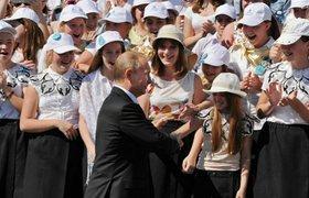 Российские СМИ узнали, чем занимается одна из дочерей Владимира Путина