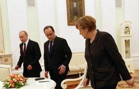 Итоги переговоров в Кремле: кто-нибудь умеет читать по лицам?