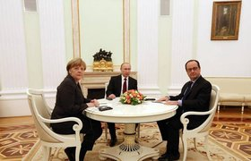 Политолог: украинский вопрос - это лишь предмет торга Путина о разделе мира