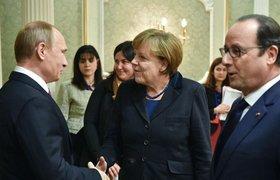 """Сегодня в соцсетях - минские переговоры и статья """"Путин, марьиванна и """"украинцы в телевизоре"""""""