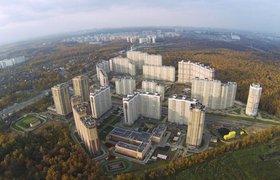 Крупнейшие жилые комплексы Москвы и Подмосковья. ФОТО