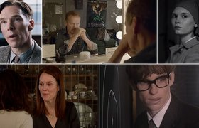 Какие фильмы получили Оскар-2014