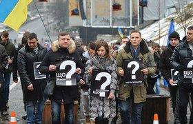 В соцсетях обсуждают, кому кризис идет только на пользу и чего достигла за год украинская революция