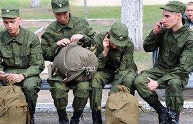 Депутаты предложили сделать призыв в армию бессрочным