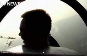 Первый полет пилота Germanwings Андреаса Любица. ВИДЕО
