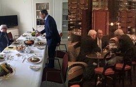 Неофициальные фото со встреч Лаврова с главами МИД Европы и США по ядерной программе Ирана