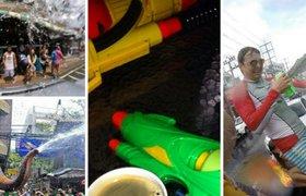 Как российский поисковик Aviasales отмечает тайский Новый год. ФОТО