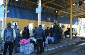 Цифра дня: 800 961 - число беженцев с Украины