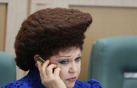 Эволюция прически сенатора Валентины Петренко глазами имидж-стилиста