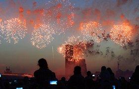 День Победы в Москве: лучшие места для наблюдения салюта и многое другое