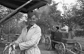 Полевая кухня времен Великой Отечественной: как и чем питались советские солдаты
