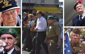 Как в мире отмечают 70-летие Победы над фашизмом