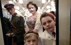 Веселые приключения иностранцев в московском метро