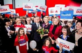 СМИ: Победа Дуды на выборах вряд ли изменит к лучшему отношения Польши и России