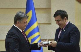 В соцсетях о назначении Саакашвили губернатором Одесской области: Прибыла в Одессу банда из Тифлиса