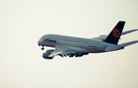 Lufthansa сокращает количество полетов в России
