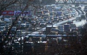 В Москве закроют несколько съездов с МКАД