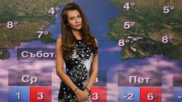Сексуальные российские ведущие прогноза погоды