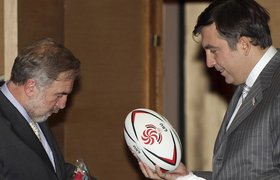 Михаил Саакашвили рассказал, какую зарплату он получает в США