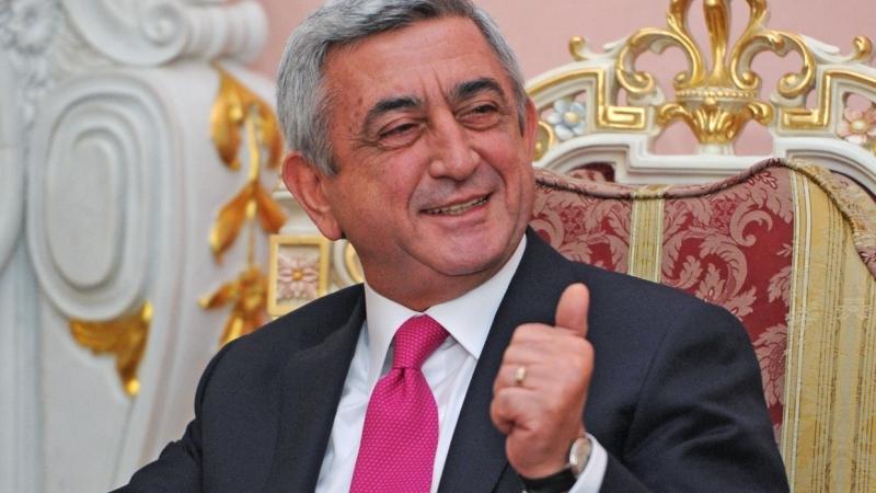 Paşinyan Sərkisyanı ələ saldı: